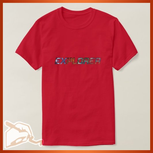 #Explorer Edition #red #tshirt - Available now!  http:// ow.ly/5lxo301OjYP  &nbsp;   #travel #explore<br>http://pic.twitter.com/BSryAmmQGz