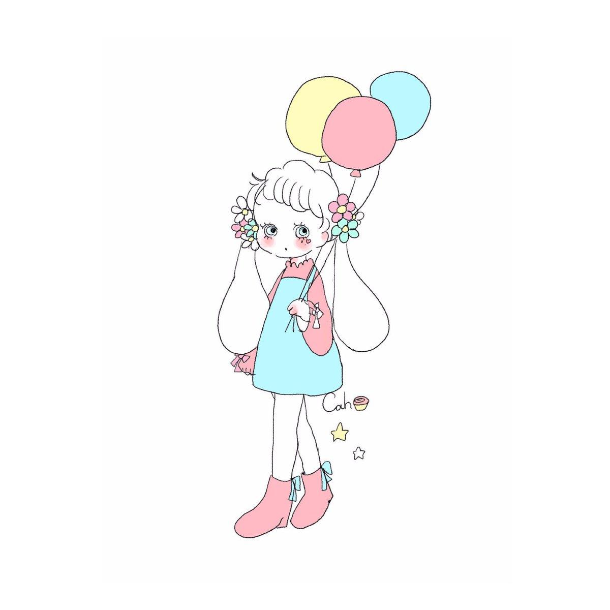リクエストのサンリオキャラたち描きました〜〜💕💕