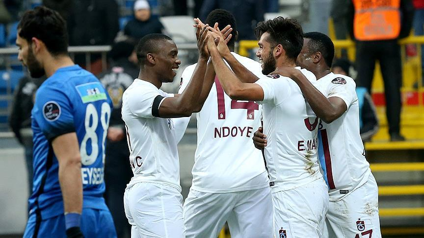 #Trabzonspor deplasmanda gülüyor https://t.co/vn7pm42lRB https://t.co/...