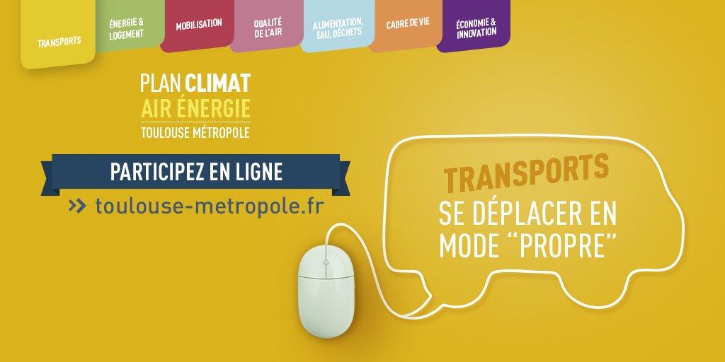 #PlanClimat Faites part de vos idées pour des déplacements plus propres !  http:// bit.ly/PlanClimat-Tra nsports &nbsp; … <br>http://pic.twitter.com/mshzXGhtWb