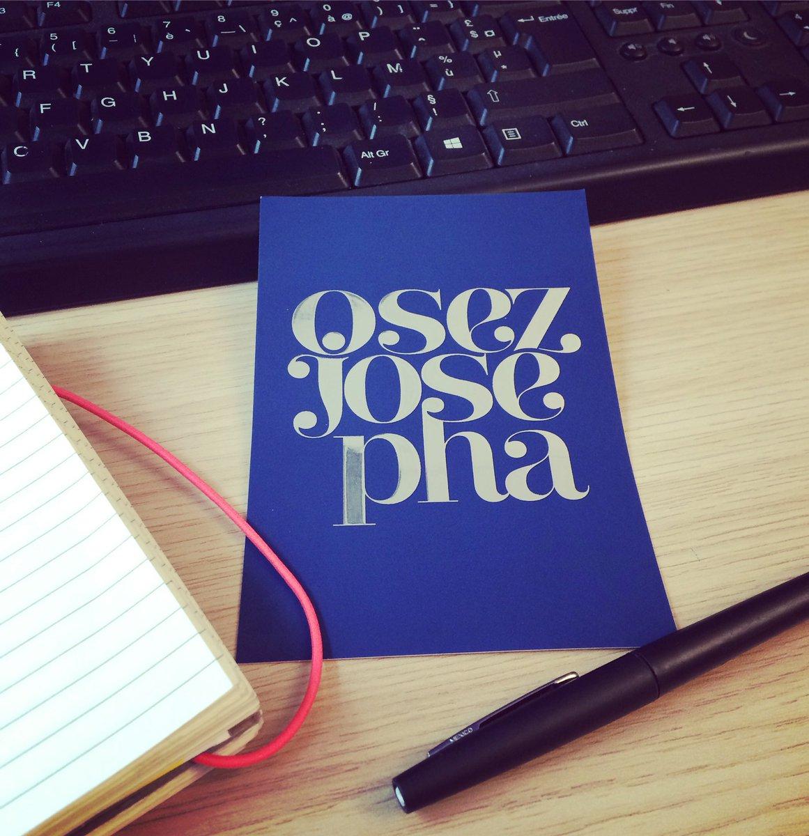 Thanks @Josepha_Com ! #voeux2017 #osezjosepha<br>http://pic.twitter.com/bbWGjSgW6Y