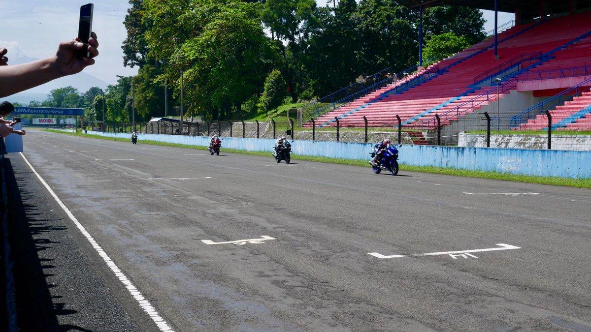 Circuit Sentul : Shell cup rd sentul indonesia u race results bikesrepublic