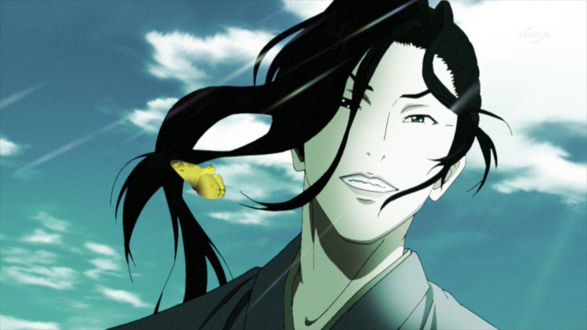 水も滴るいい男がろくな末路を辿らないことに定評のある鬼平 #鬼平 #onihei_anime https://t.co/Eov6u2cPDh