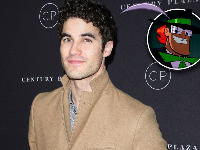 .@DarrenCriss cast as Music Meister in #TheFlash-#Supergirl musical cr...