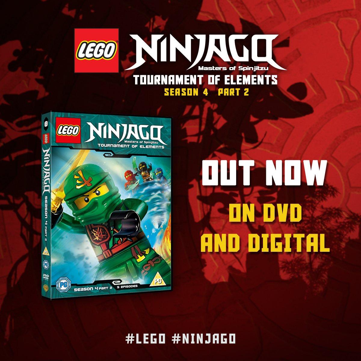 Ninjago Season 2 Episode 1