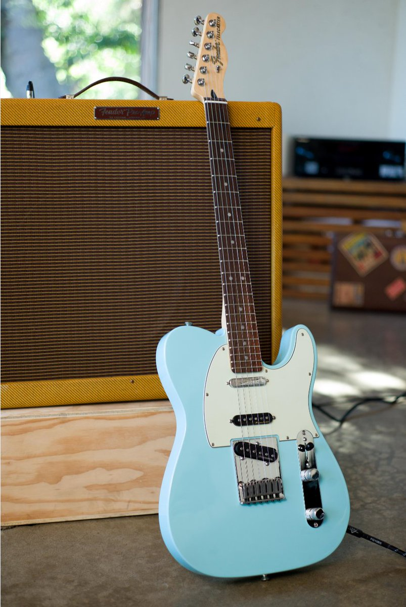 Must-have for Monday mornings.  #MondayMotivation #FenderDeluxeSeries...