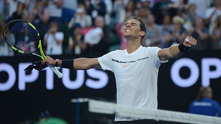 Nadal çeyrek finale yükseldi https://t.co/E0lyhjDsWn https://t.co/nnOp...