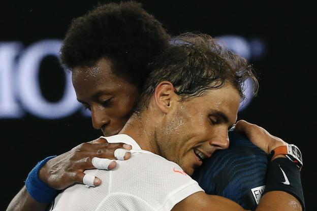 Open d&#39;Australie (H) - Rafael Nadal, qualifié pour les quarts de finale de l&#39;Open…  http:// dlvr.it/NB7QBj  &nbsp;   #Breaking #BreakingLive<br>http://pic.twitter.com/eEwMHwYKLJ
