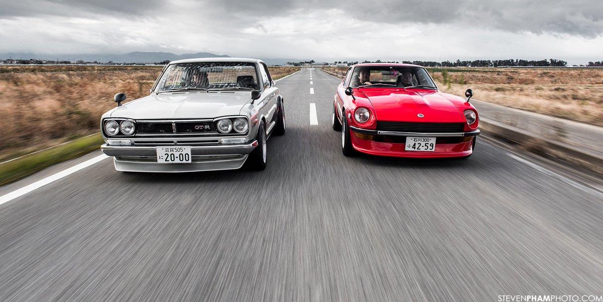 Power trip. #Nissan #Datsun #Skyline #GTR #240Z - Photo: @stevenphamph...