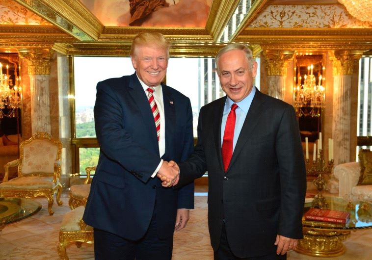 Netanyahu touts ties with Trump, warns against 'shooting from the hip'...