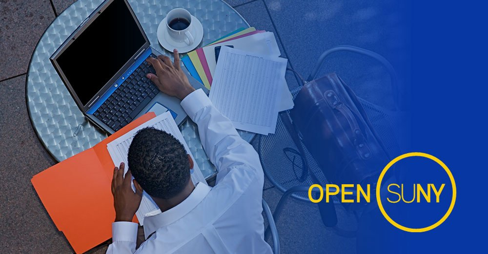 Through Open SUNY, more than 320,000 students have taken online classes, and 8,000 have received a SUNY degree. #SOU2017 https://t.co/MRa5WCntaO