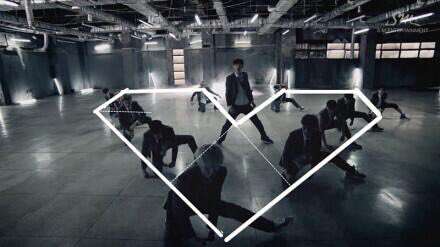 exo\'s dance choreography never disappoints me