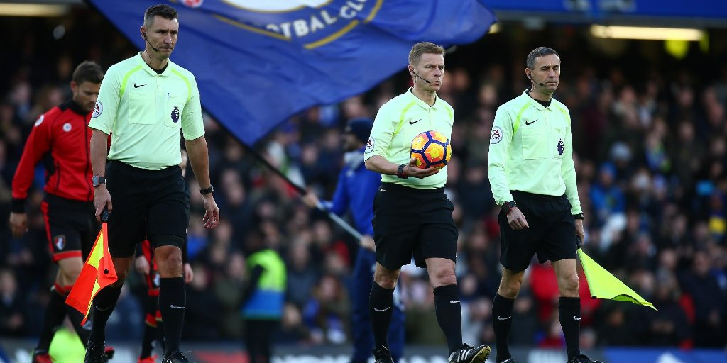 Match official appointments have been made for #PL Matchweek 23 (31 Ja...