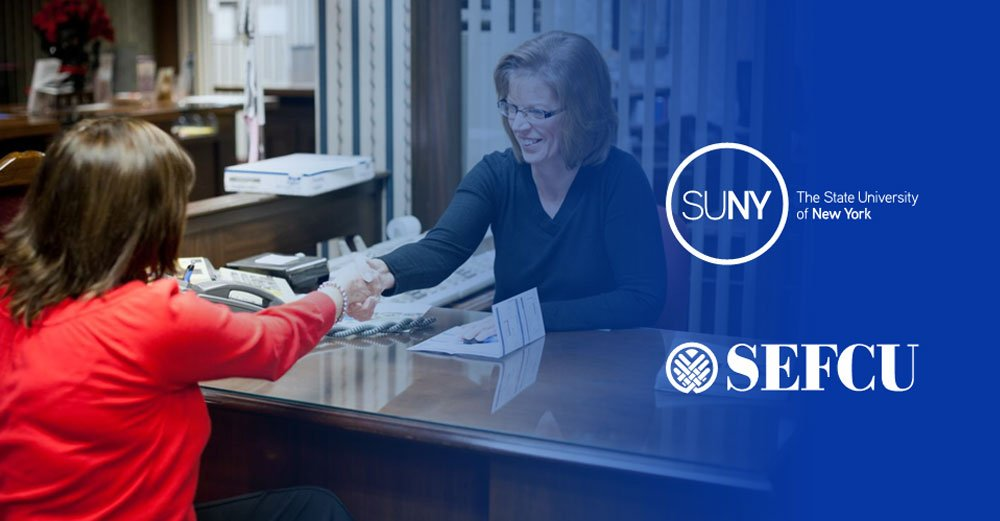 SUNY & @SEFCU will spread the word about #FAFSA, & host events for students & parents to get help completing their forms. #SOU2017 https://t.co/qPLqGVb10A