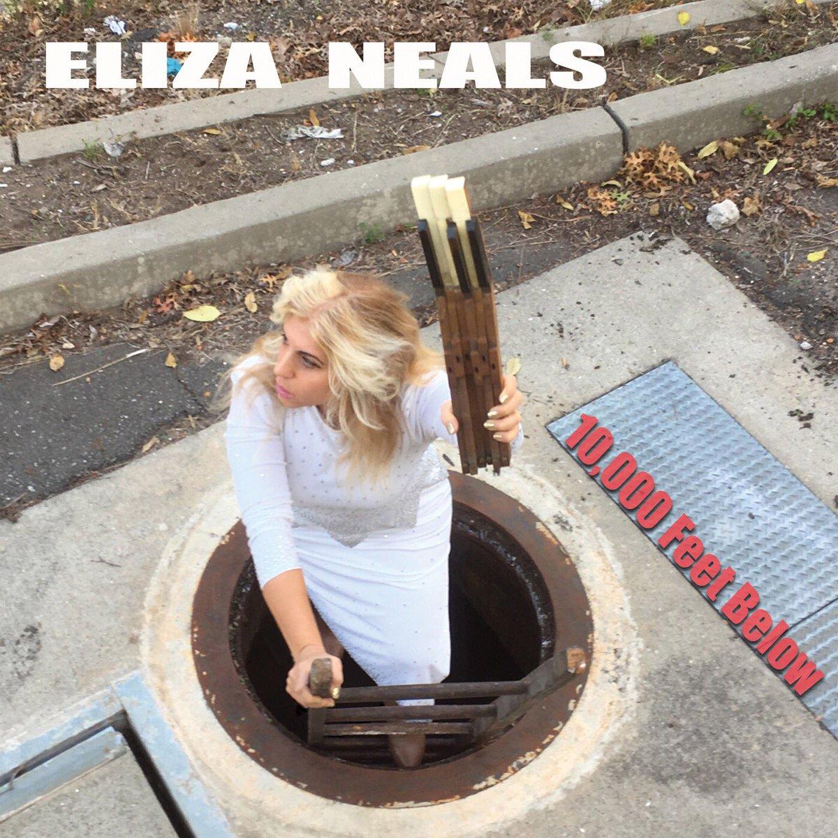NEW ALBUM #10000FeetBelow Detroit's #ElizaNeals  #PressRelease #Music #BluesRock #RockBlues https://t.co/E7suMfBd2x https://t.co/sTYp1dFa8S