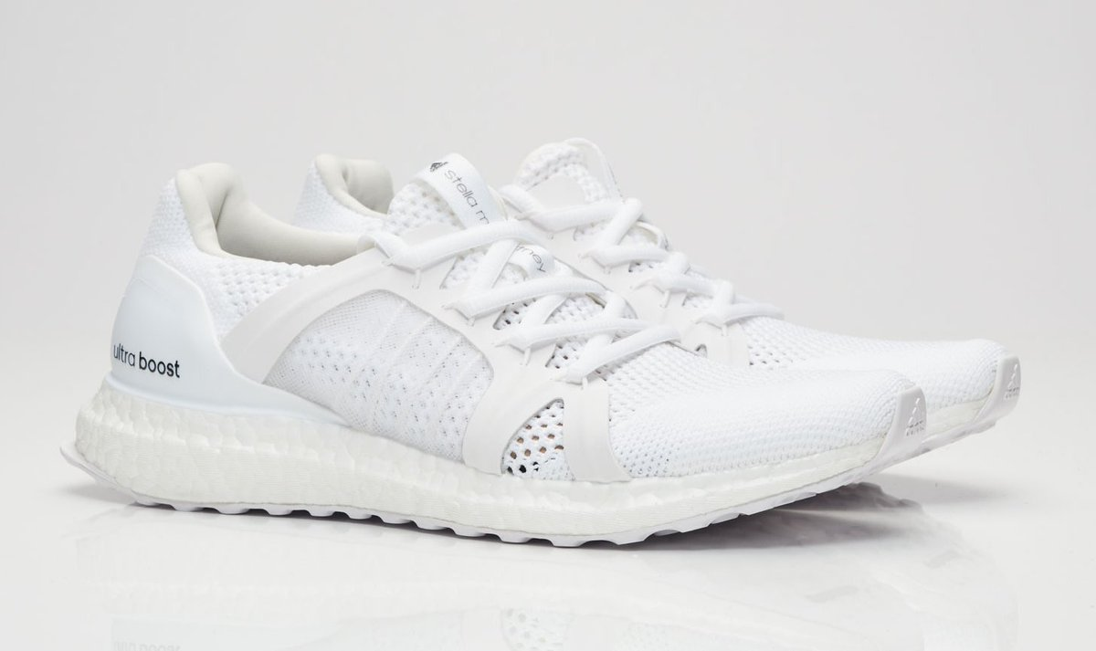 b553d3f47 New  Triple White  Ultra Boost collab available here https   t.