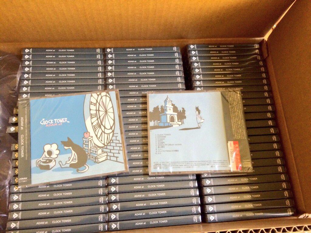 本日フラゲ日。  CDを出してくれるレーベルがあること。 CDを売ってくださるバイヤー様がいること。…