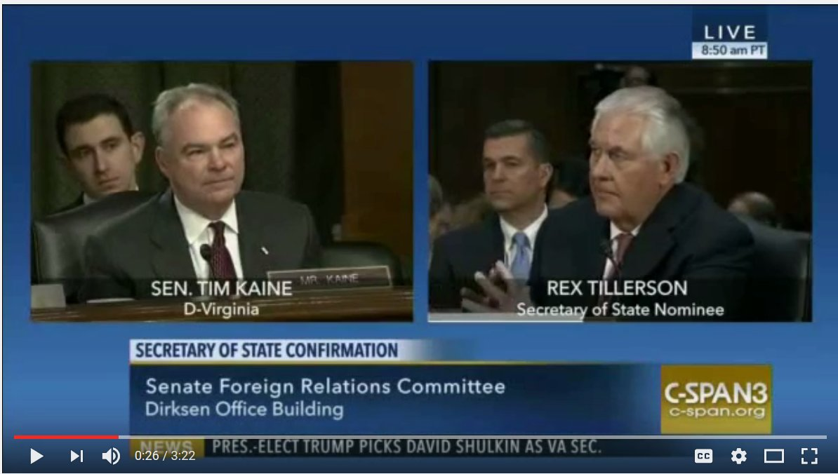 Don&#39;t miss our #Tillerson highlights reel:  http:// pubc.it/2iKmOkQ  &nbsp;   #tillersonhearing #corporatecabinet<br>http://pic.twitter.com/GneyQvpUkb
