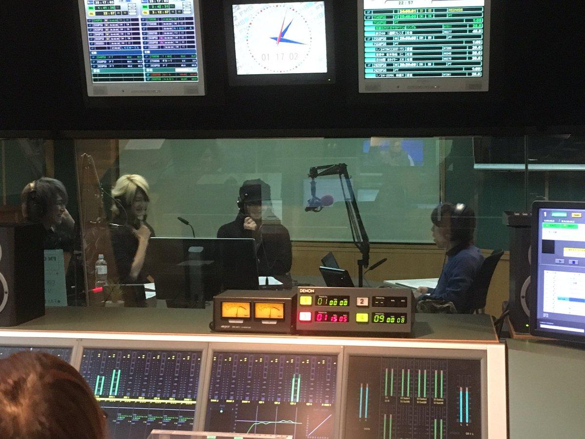 FM802「REDNIQS」生出演させていただきました。 聴いて頂いた皆さんありがとうございました!…