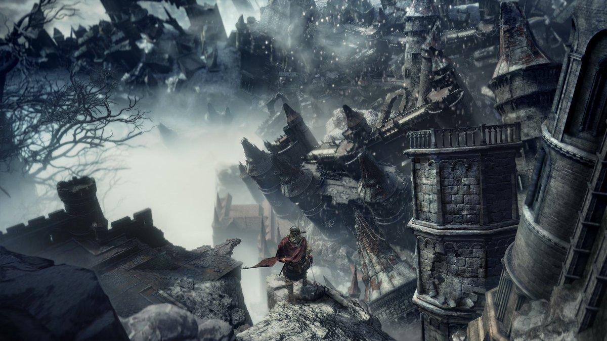 26+ Dark Souls Gothic Architecture Gif