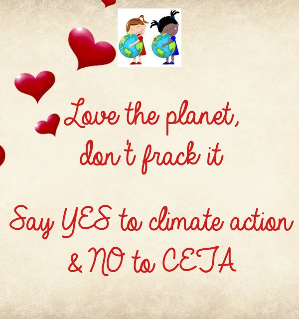 NEW campaign targeting MEPs who voted to ratify #ParisAgreement but have yet to pledge to vote against #CETA &gt;&gt;&gt;  https://www. facebook.com/events/2252368 94602778/permalink/225895097870291/ &nbsp; … .<br>http://pic.twitter.com/WYFeisinFT
