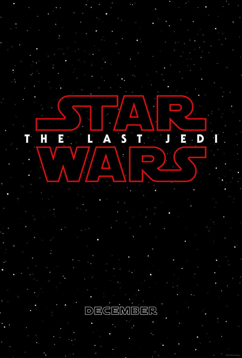 And the next chapter in the #StarWars saga will be: https://t.co/grgeO...