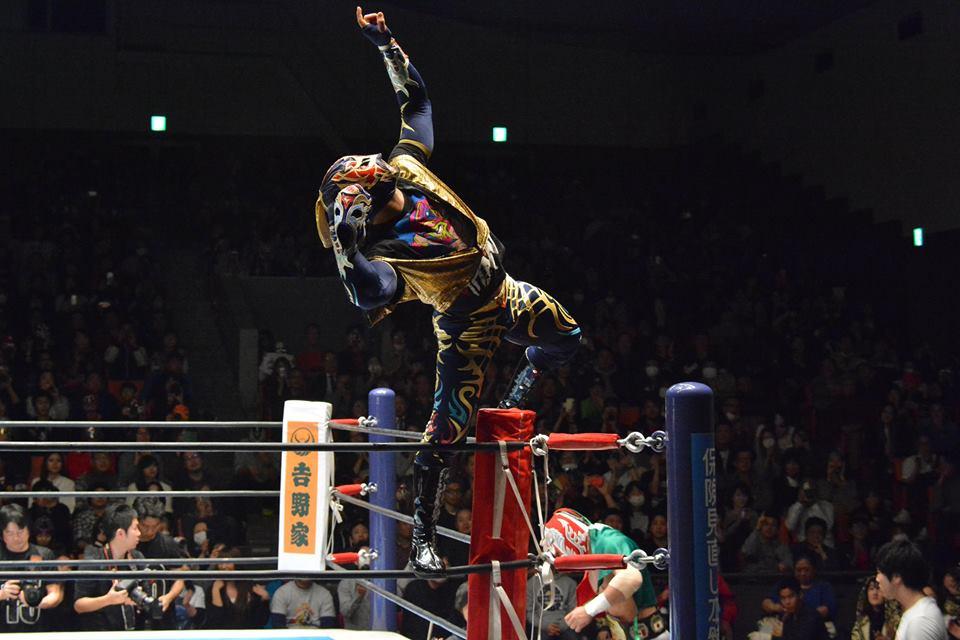 """NJPW: Se anuncia la edición 2018 de """"Fantasticamania"""" 3"""
