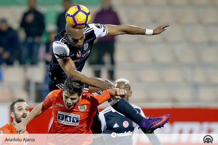 [Maç sonucu] Aytemiz Alanyaspor 1 - 4 Beşiktaş https://t.co/nuOiHtOoXM