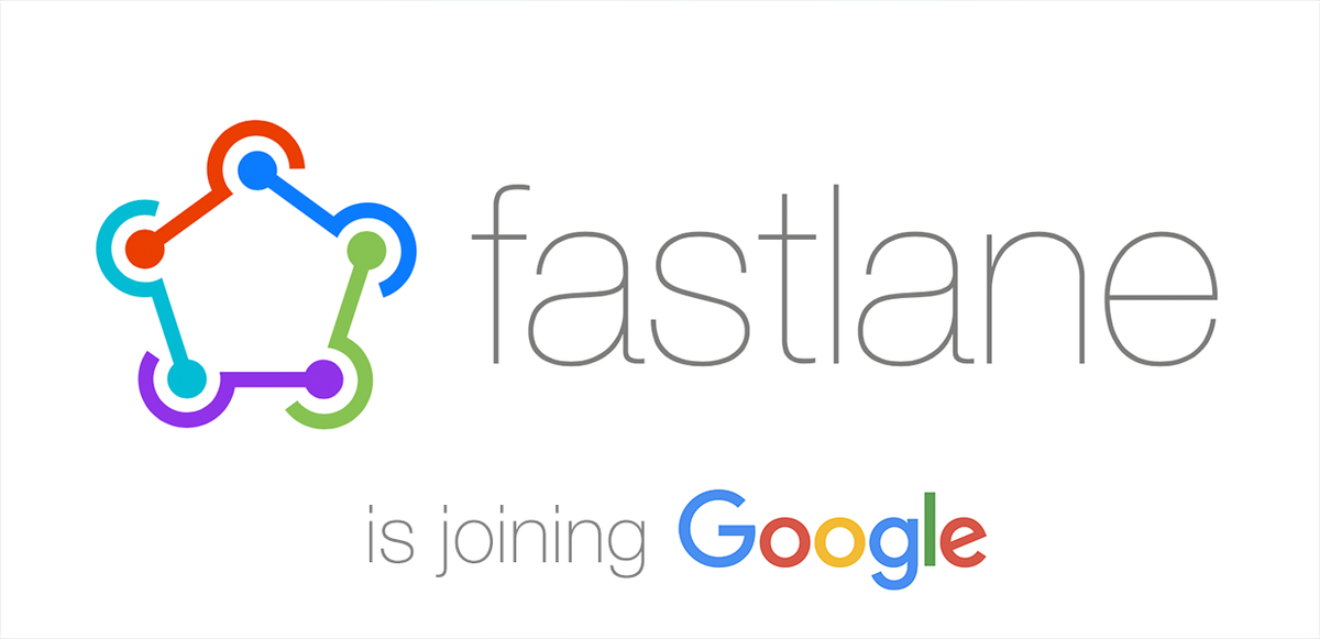 ✨ Today it's time for the next big step for @FastlaneTools: fastlane is joining @Google