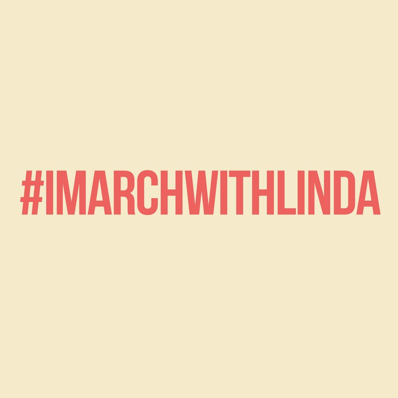We stand proudly with our co-chair, @lsarsour. #IMarchWithLinda https:...
