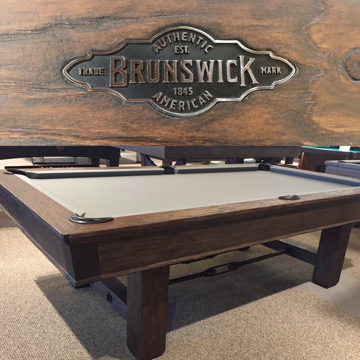 Peters Billiards On Twitter The New Brunswick Canton PoolTable - New brunswick pool table