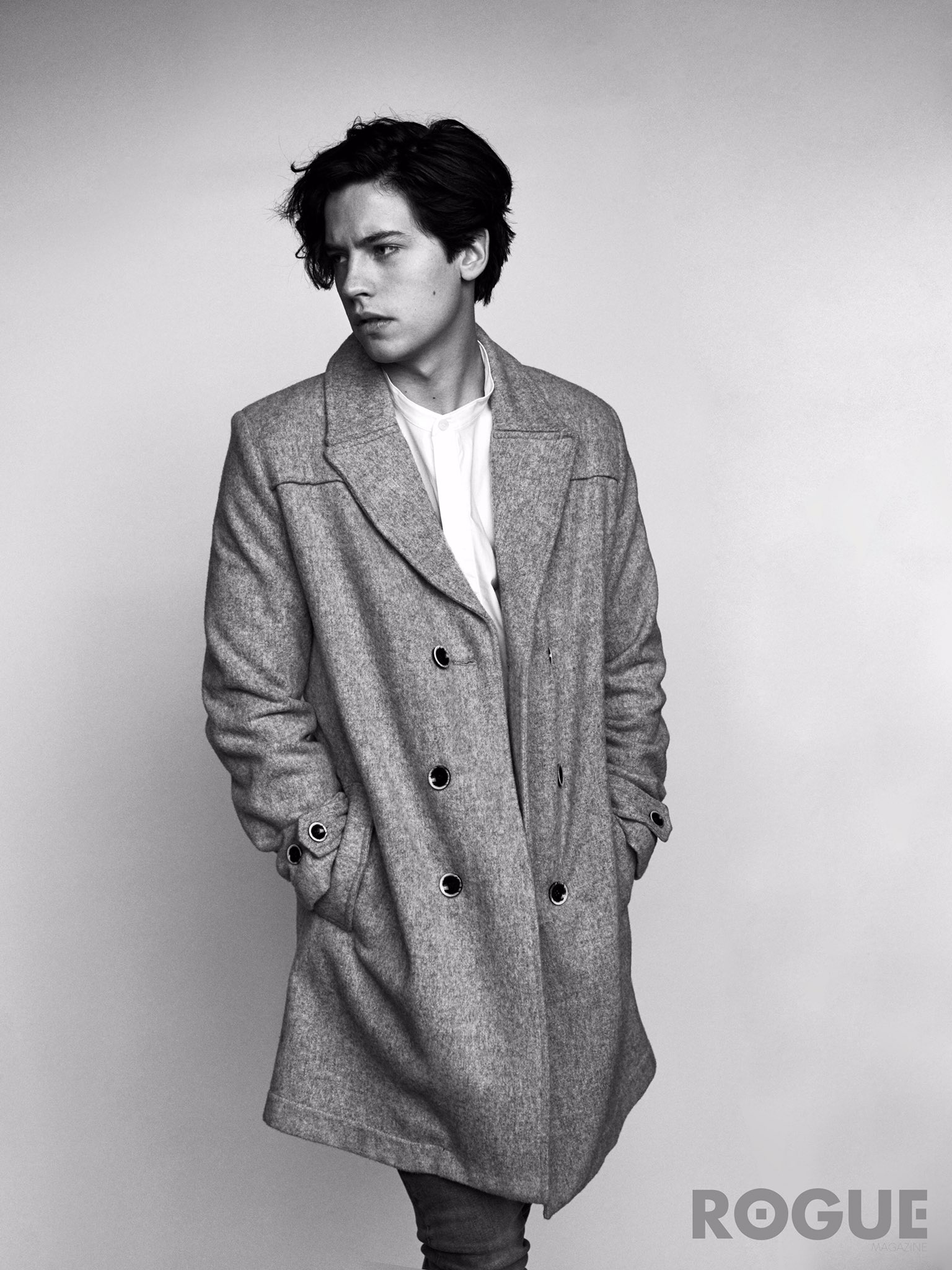 large photos of cole sprouse body