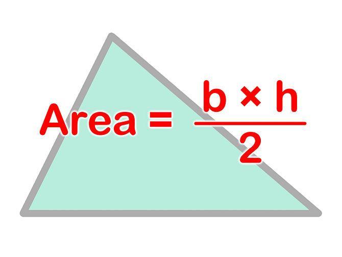Area Of A Triangle Using Sine