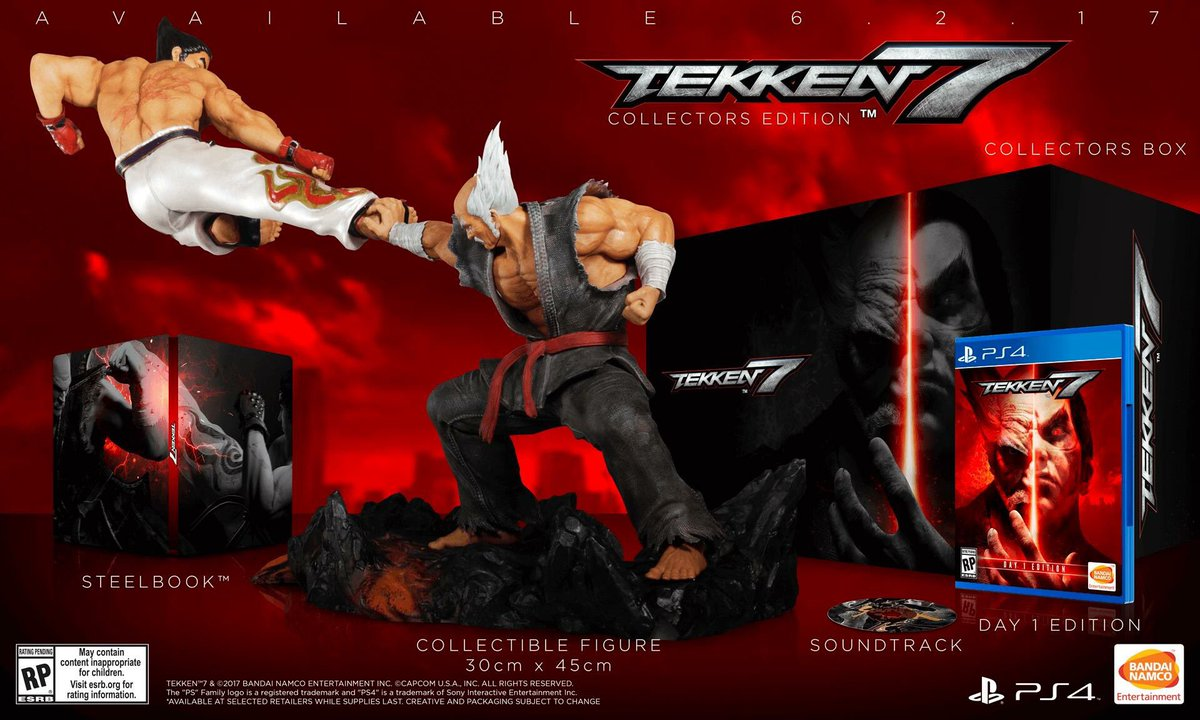 Tekken 7 Release Date Announced Pc News At New Game Network