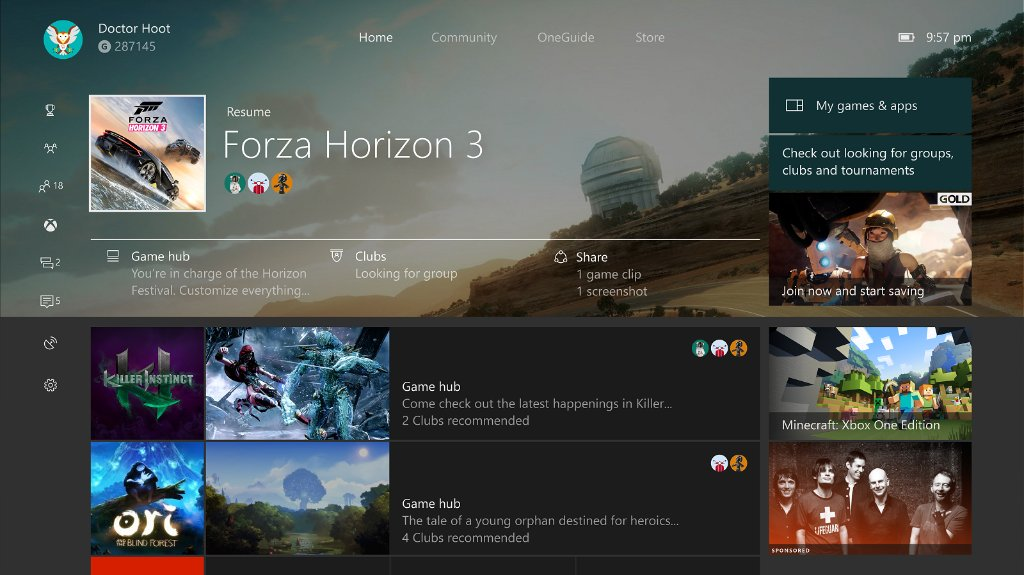 1st wave of new Xbox features ship to select Xbox Insiders today https...