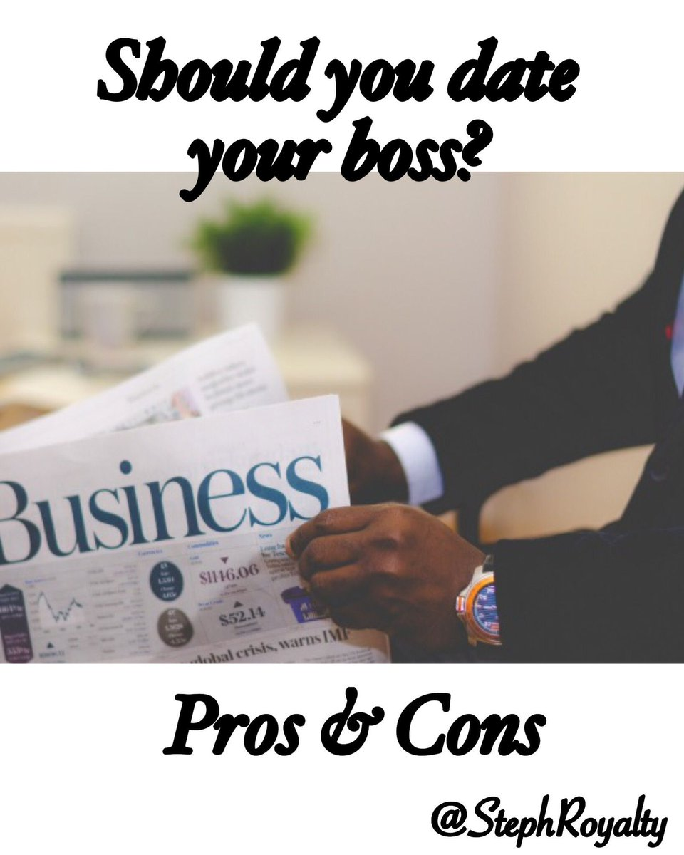 dating your boss pros and cons