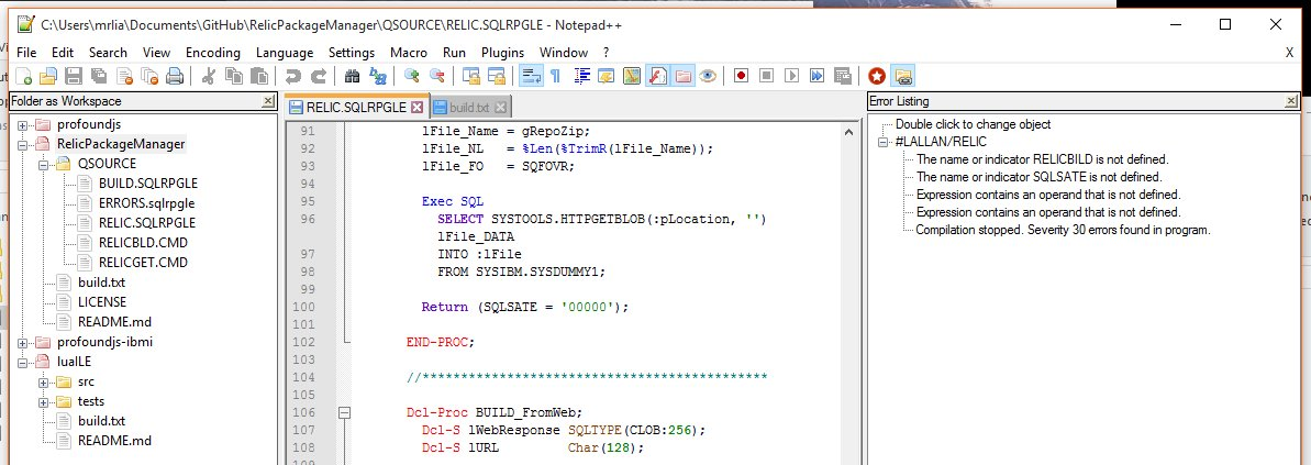 Sqlrpgle In As400