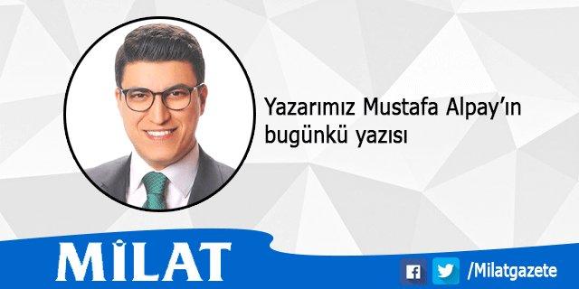 Mustafa Alpay'ın yazısı: Güneş doğudan doğar https://t.co/ovvA7xUPIc h...