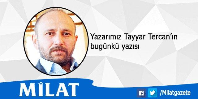 Yazarımız Tayyar Tercan'ın yazısı: Kazanmanın Muhasebesi! https://t.co...