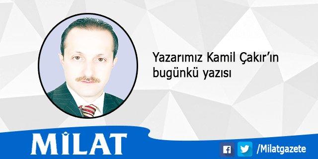 Yazarımız Kamil Çakır'ın yazısı: Karneler  https://t.co/rwP9QQfZsC htt...