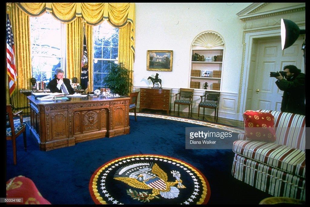 Yashar Ali On Twitter Trump Oval Office Curtains Vs