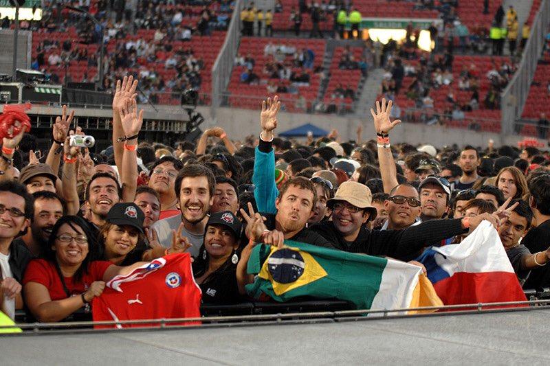 #TOGETHERasONE WE WANT #U2ComeToLatinAmerica https://t.co/suyE5F0fVr