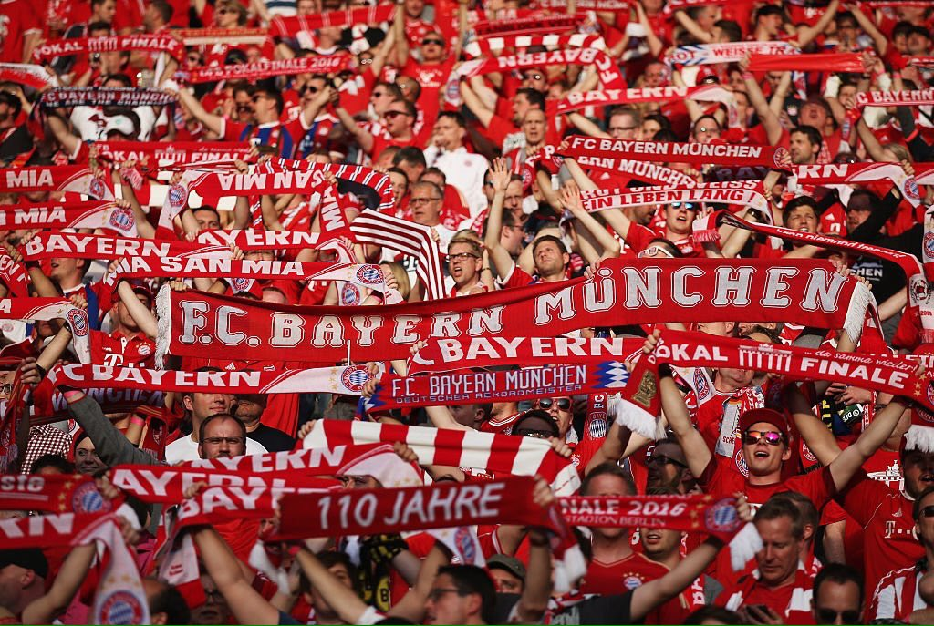 116 days till I go to Munich and see the best team in the world play i...