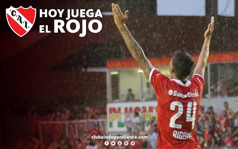 #CopaSalta - Hoy desde las 22:10 hs #Independiente jugará vs @RacingCl...