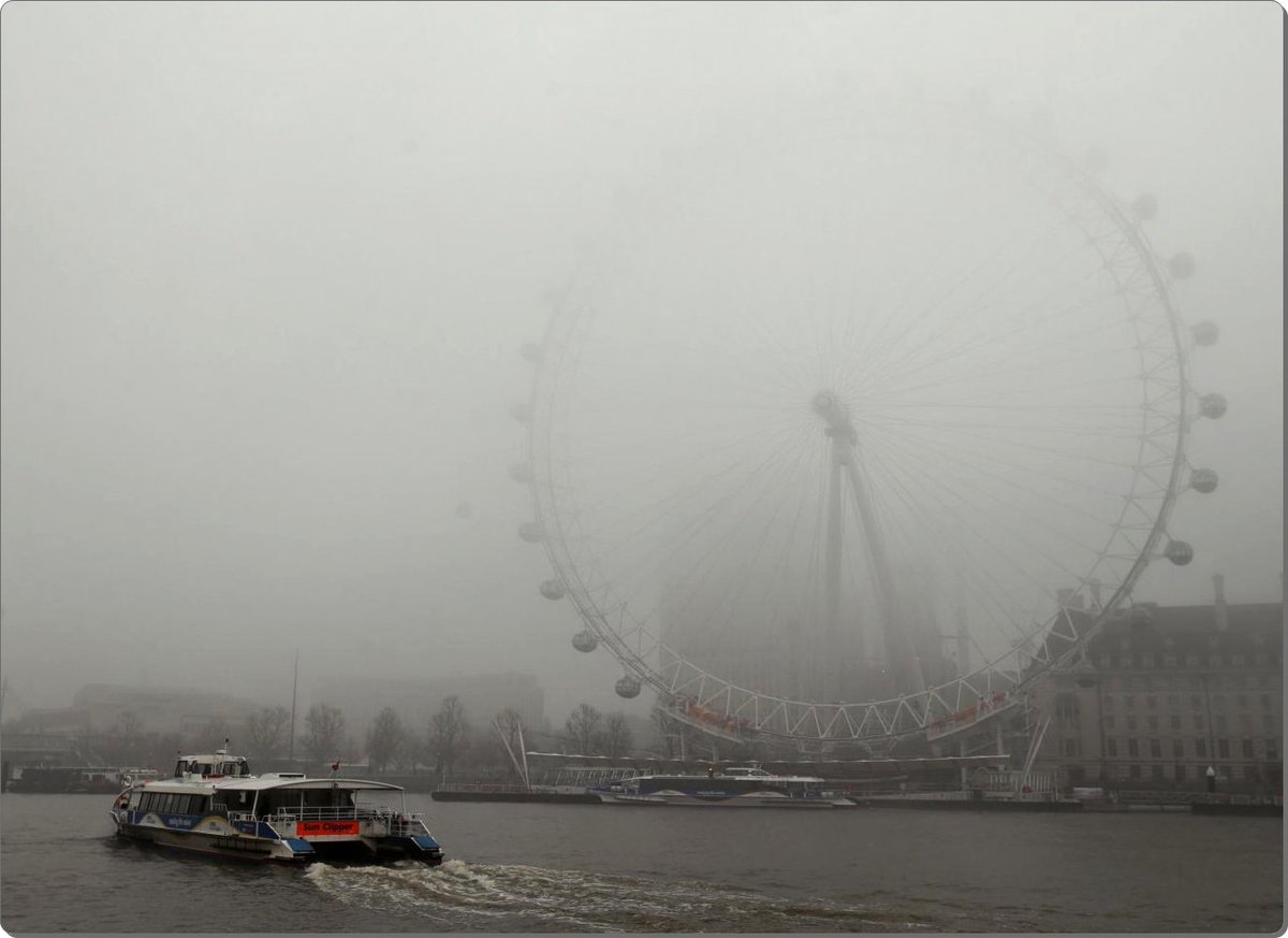 UK: Very high #AirPollution warning issues for #London for the first t...