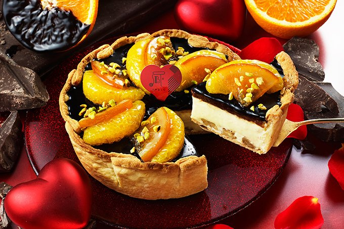 パブロの限定タルト「ショコラオランジェチーズタルト」バレンタインにも最適なチョコレート&オレンジ f…