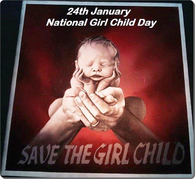 Today is #NationalGirlChildDay. https://t.co/dIP7ac9GjE