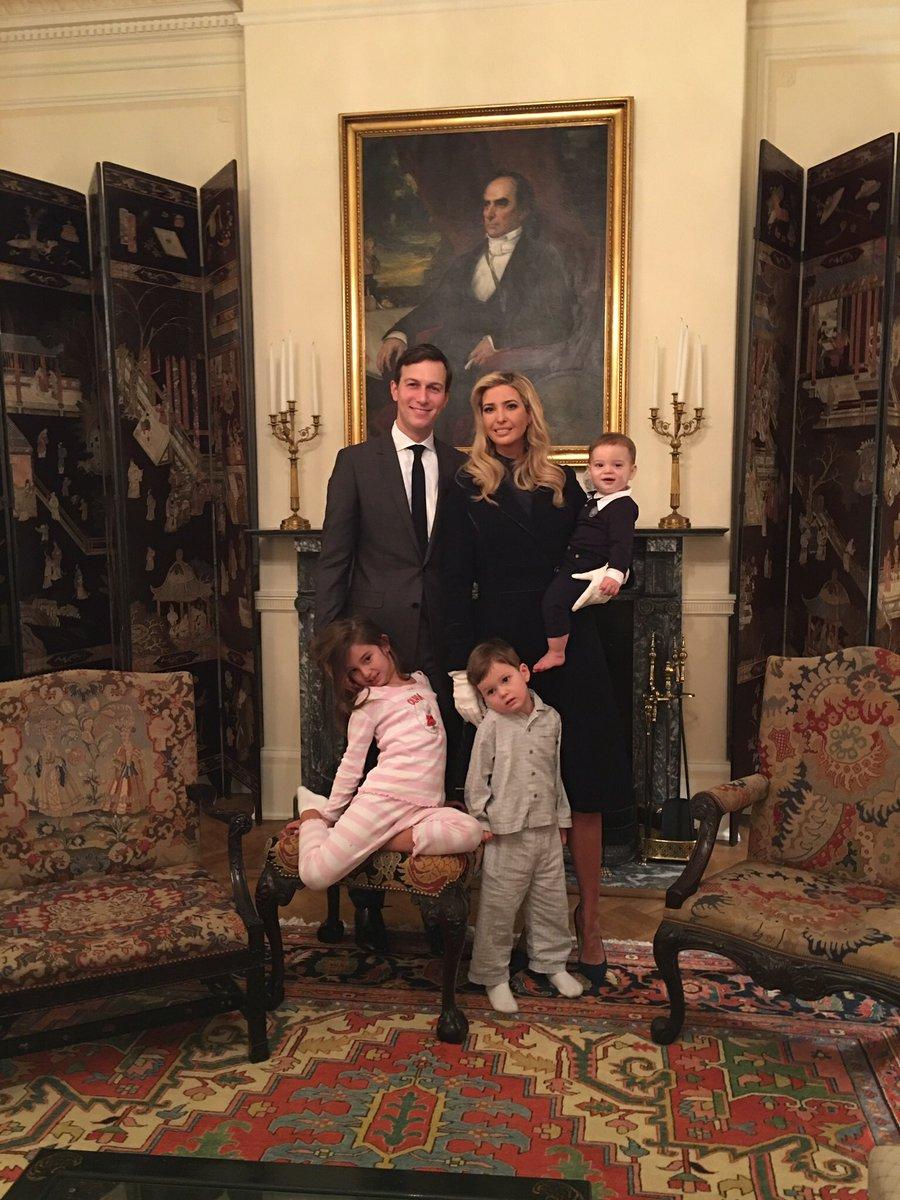 Ivanka Trump On Twitter Blair House Dc Latergram