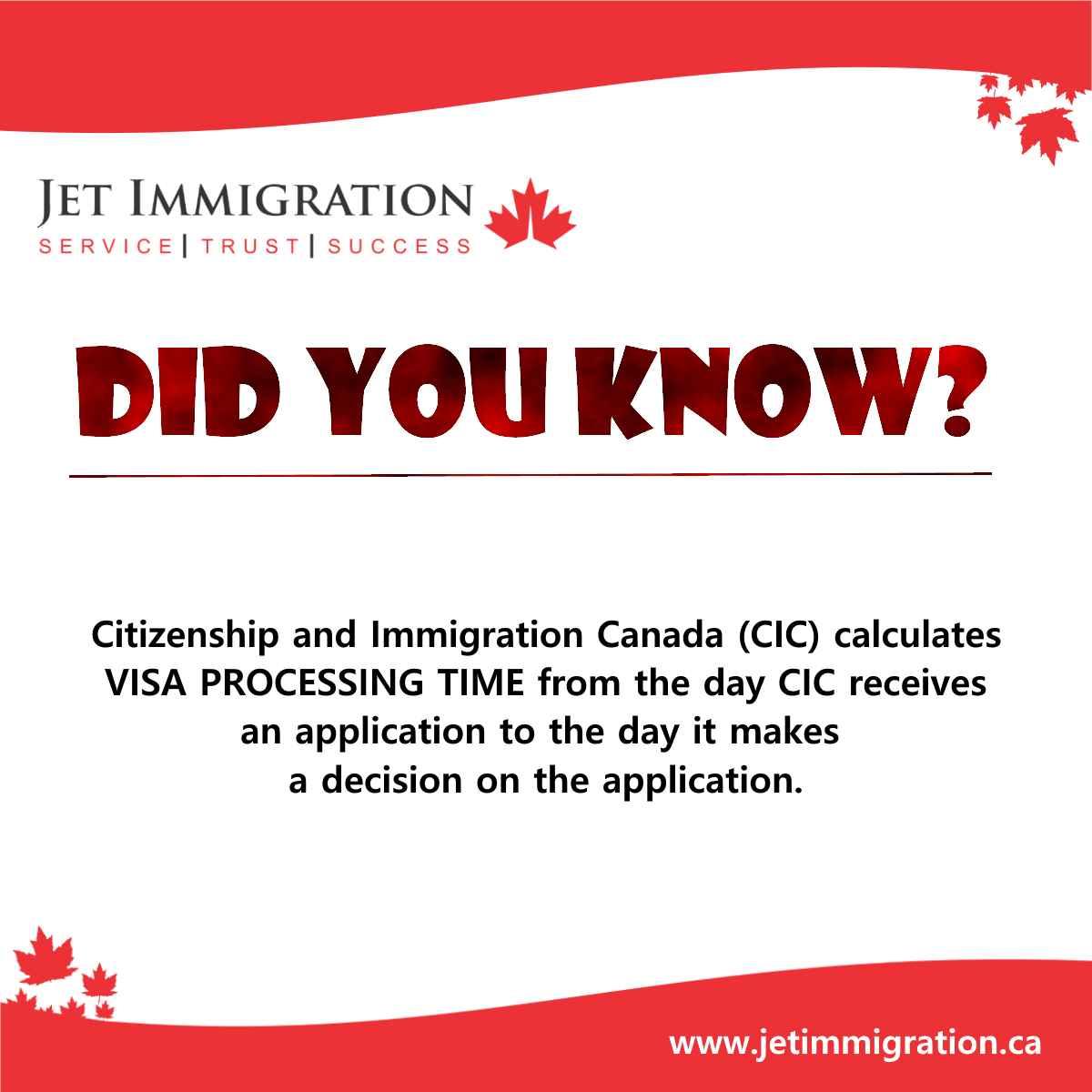 Jet Immigration on Twitter: