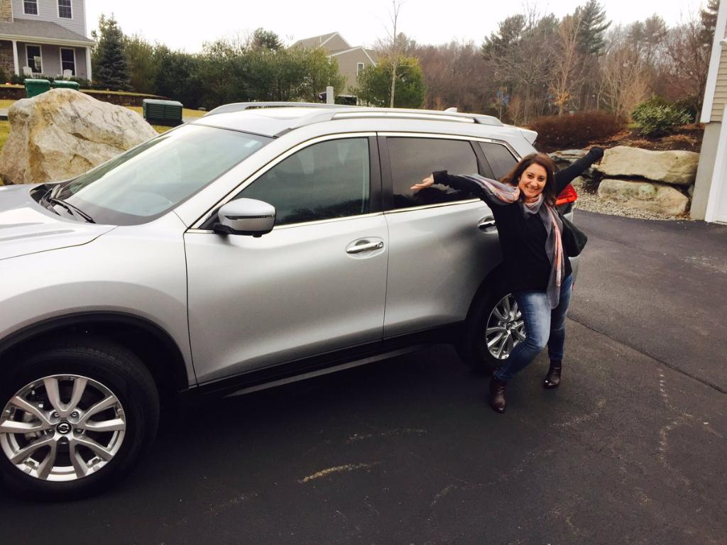 Congrats to our #NissanFanOfTheDay @melanie_nayer on the new ride and...